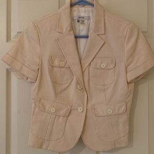 ⭐️2/$75⭐️ Zara Short-Sleeves Blazer - Size M